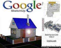 Простую программу для проектирования дачных домов